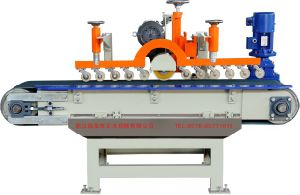 Continous Slotter Cutting Machine with 2 Blades (ZDK) pictures & photos