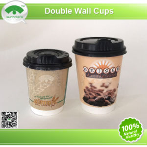 Double Wall Cup (4oz/ 8oz/ 12oz/ 12oz/ 16oz) pictures & photos