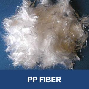 Construction Fiber PP Polypropylene Fibra Good Quality pictures & photos