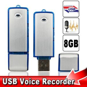 Mini USB Voice Recorder Sound Audio Recorder pictures & photos
