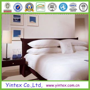 100% Cotton 3 Cm Stripe Hotel/Home Bedding Set Bed Sheet pictures & photos