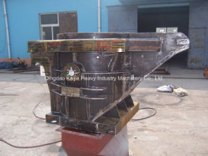 Iron Ladle Used in EPC Casting Line/ Pouring Ladles Used in Foundry Casting pictures & photos
