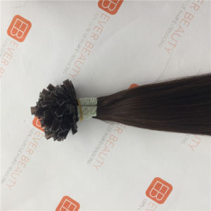 Pre Bonded V Tip Hair 100% Virgin Human Hair 2017 New Product pictures & photos