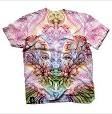 Fashion Sublimation Printed T-Shirt for Men (M282) pictures & photos