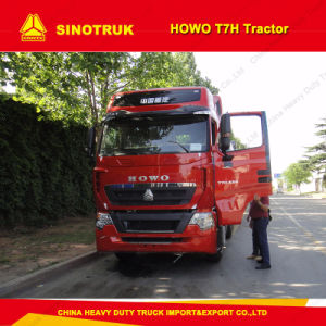 HOWO 6X4 T7h Heavy Duty Tractor Truck pictures & photos