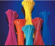 Cable Tie, Black, White, Colour, Self-Locking, Releasable Cable Tie pictures & photos