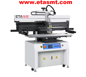 Semi Auto Stencil Printer Machine for LED Tube 1200mm*300mm pictures & photos