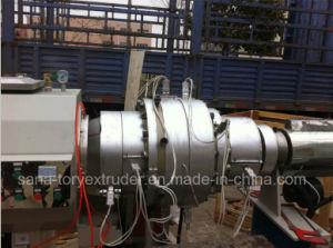 20-630mm Large Diameter Plastic PE Pipe Extrusion Production Line pictures & photos