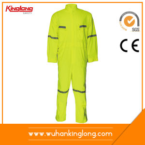 Fluorescence Yellow Work Wear Mining Safety Wear