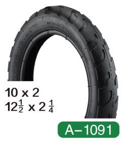 4X1, 6X1 1/4, 8X1 1/4, 8X1.75, 8X2, 8X2.0-5, 8 1/2X2, 60/80-7tl, 9X2 1/4, 9X2.50 Baby Stroller Tire pictures & photos