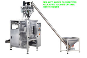 Auger Filler Vertical Powder Packing Machine