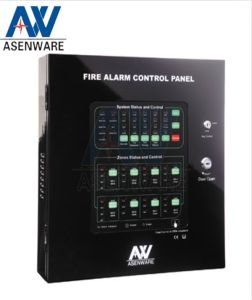 6 Loops 6 Zone Conventional Fire Alarm Control Panel pictures & photos