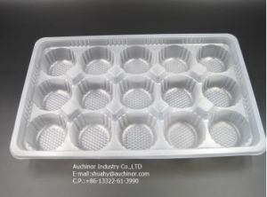 Restaurant Disposable Take Away Plastic Blister Custom Food Packaging for Delivery pictures & photos