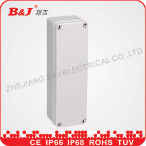 Plastic Electrical Distribution Box/Electrical Control Boxes Plastic pictures & photos