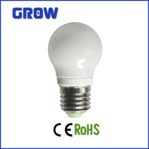 4W E27 Ceramic Plus Glass LED Bulb Light (GR854-A45) pictures & photos
