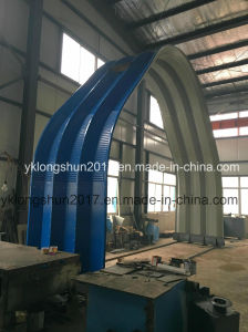 Bolts & Nuts Jointed Arch Roof Building Roll Forming Machine Price pictures & photos