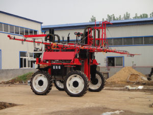 Self Propelled High Clearance Boom Sprayer pictures & photos