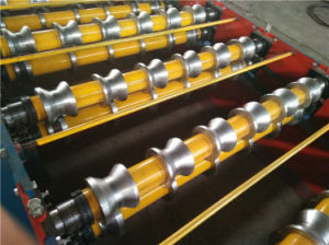 Metral Ibr Roof Roll Forming Machine pictures & photos