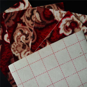 Cheap Linoleum Indoor Usage Sponge Backing Flooring Carpet pictures & photos