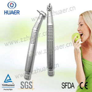 2hole/4hole Standard E-Generator Integrated LED Handpiece (ceramic bearing) pictures & photos