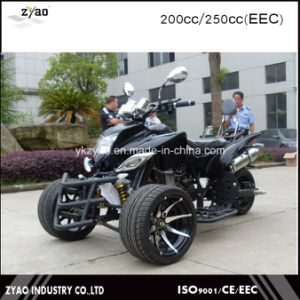 EEC Gasoline Racing Trike with 12inch Tyre 200cc 3 Wheel Motorcycle pictures & photos