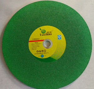 355X2.5X25.4mm Green Color Cutting Wheels pictures & photos