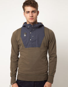 Men Embroidery Hoodies / Sweatshirt (MS000056) pictures & photos