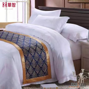 Hotel Use Bed Runner pictures & photos