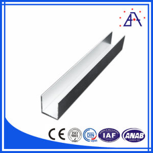 TUV Certificated Aluminum Glass Channels- (BZ-0122) pictures & photos