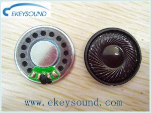 "1.1"" Mini Mylar Speaker Part pictures & photos"