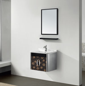 2015 Modern Style Bathroom Furniture (T-9438) pictures & photos