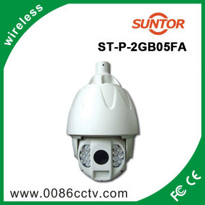 1080P Full HD IP PTZ Dome Camera