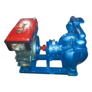 Cby Diesel Engine Diaphragm Pump pictures & photos