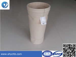 Teflon Coated PPS Dust Fitler Bag pictures & photos