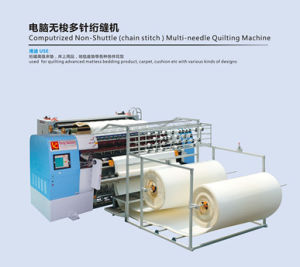 Mattress Manufacturing Quilting Machine, Mattress Mahcinery, Mattress Quilting Machine Yxn-94-3c pictures & photos