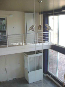 Mini Home Elevator Stair Climbing Wheelchair Lift (VWL) pictures & photos
