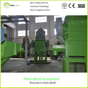 Dura-Shred Competitive Granulator for Waste Tires (TSQ1740X) pictures & photos
