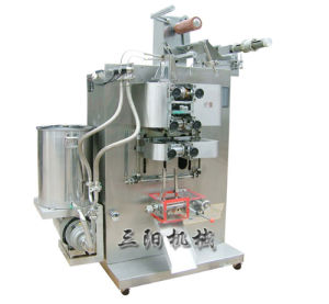 Liquid Four-Side Sealing and Three-Line Packing Machine (DXDS-Y350E) pictures & photos
