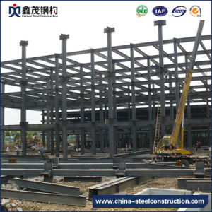 Customized Steel Structure Building Provided for Warehouse pictures & photos