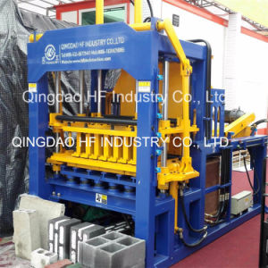 Qt4-15 Compressed Earth Block Machine Price Automatic Block Moulding Machine pictures & photos