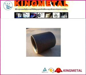 Black Carbon Steel Coupling pictures & photos