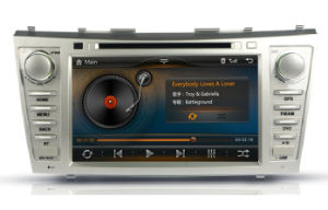 Car Android GPS Navigation DVD Stereo Player System Head Unit for Toyota Camry (ZN-TC01)
