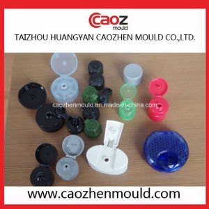 Plastic Injection Flip Top Cap Mould in China pictures & photos