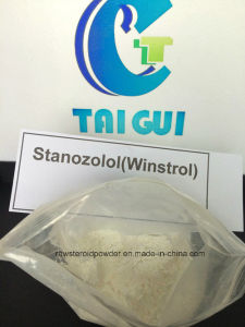 Anti-Aging Steroid Powders Without Side Effects Stanozolol Winstrol pictures & photos