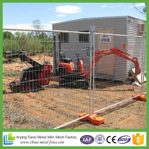 Australia Standard Steel Temporary Fence for Sale pictures & photos
