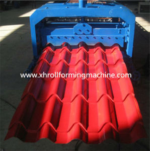 Color Steel Roofing Sheet Roll Forming Machine pictures & photos