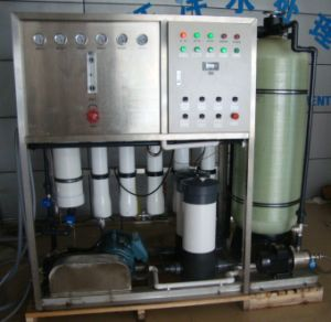 150lph-5000lph RO Sea Water System Seawater Desalination Equipment pictures & photos