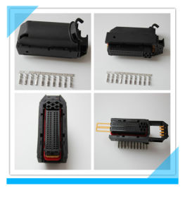 China Factory Automotive 81 Pin ECU Connector pictures & photos