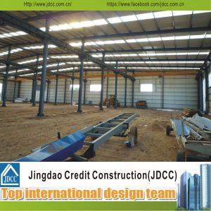 Install Low Cost Prefabricated Light Steel Structures pictures & photos