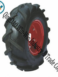 "Pneumatic Rubber Wheel for Agriculture Lug Tires (13""X5.00-6) pictures & photos"